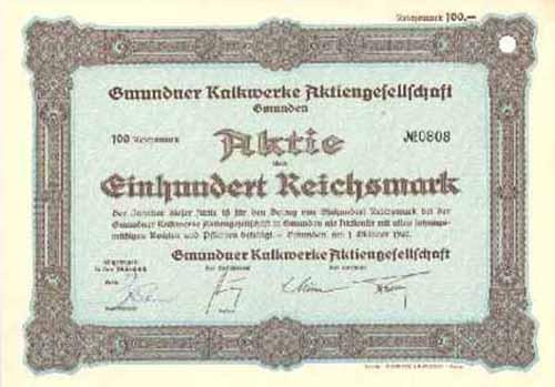 Gmundner Kalkwerke