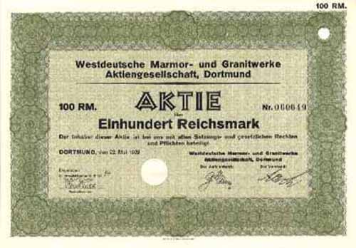 Westdeutsche Marmor- und Granitwerke