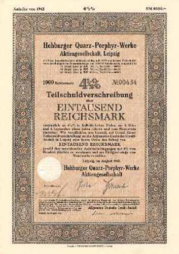 Hohburger Quarz-Porphyr-Werke