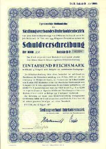 Siedlungsverband Ruhrkohlenbezirk