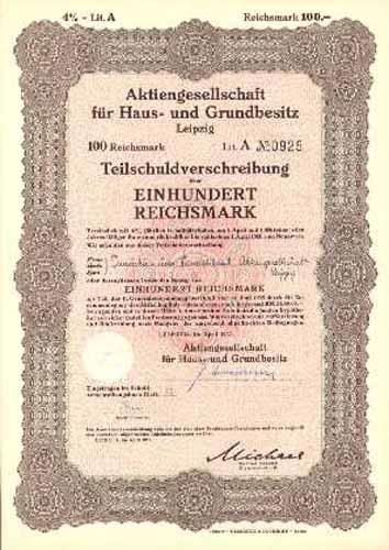 AG für Haus- und Grundbesitz