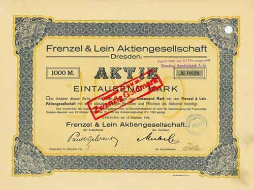Frenzel & Lein