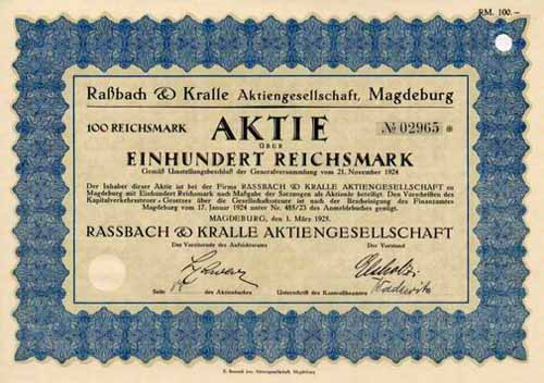 Raßbach & Kralle