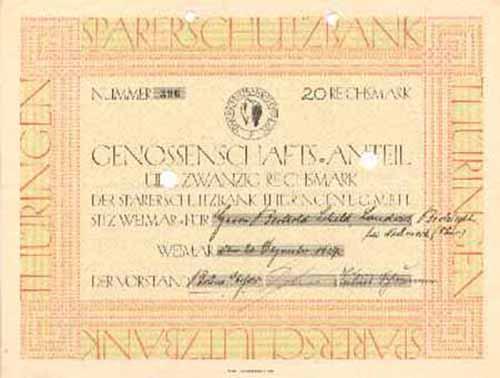 Sparerschutzbank Thüringen eGmbH