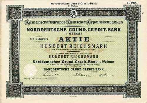 Norddeutsche Grund-Credit-Bank