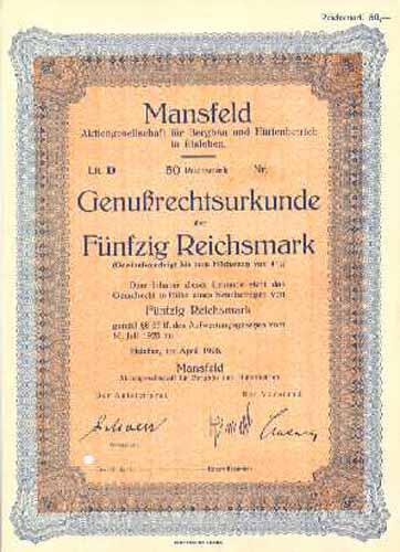 Mansfeld AG für Bergbau und Hüttenbetrieb