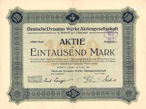 Deutsche Dynamo-Werke