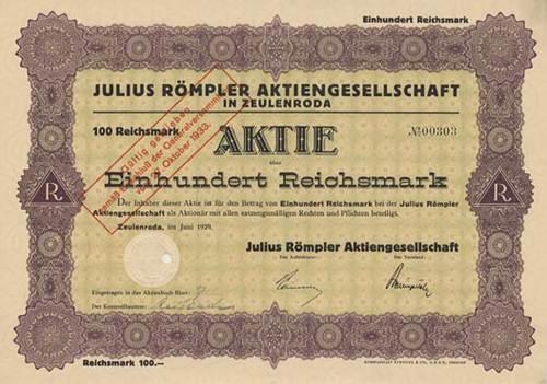 Julius Römpler