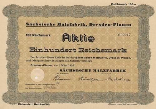 Sächsische Malzfabrik