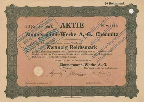 Zimmermann-Werke