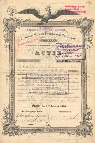 Preussische National-Versicherungs-Gesellschaft (