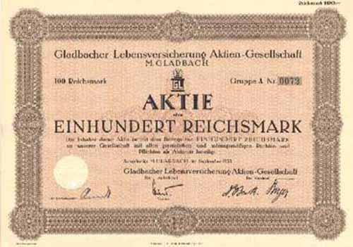 Gladbacher Lebensversicherung