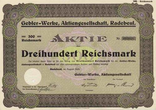 Gebler-Werke