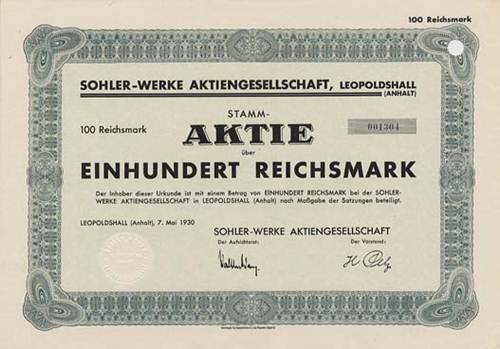 Sohler-Werke