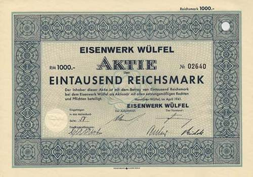 Eisenwerk Wülfel