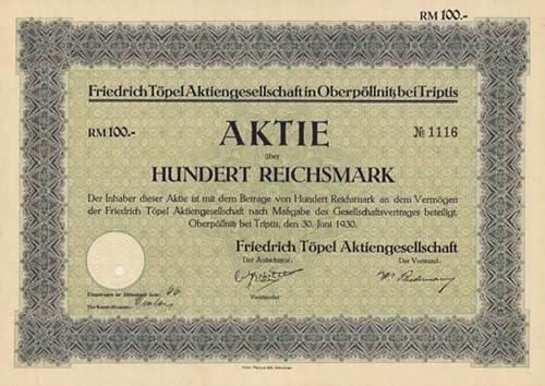 Friedrich Töpel