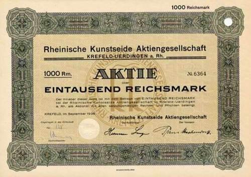 Rheinische Kunstseide
