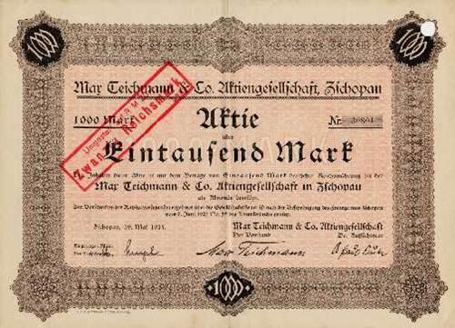 Max Teichmann & Co.