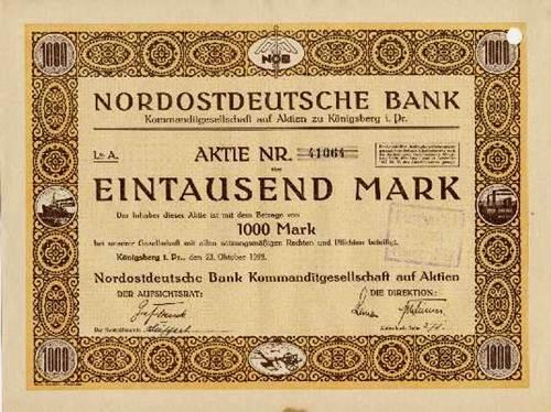 Nordostdeutsche Bank