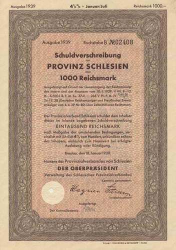 Provinz Schlesien