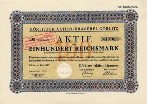 Görlitzer Aktien-Brauerei