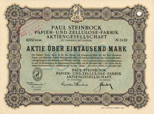 Paul Steinbock
