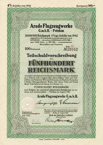 Arado Flugzeugwerke GmbH