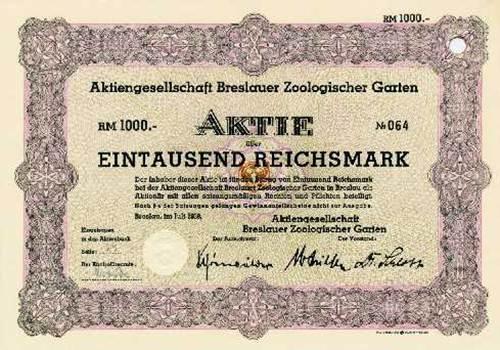 AG Breslauer Zoologischer Garten