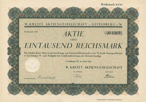 W. Krefft