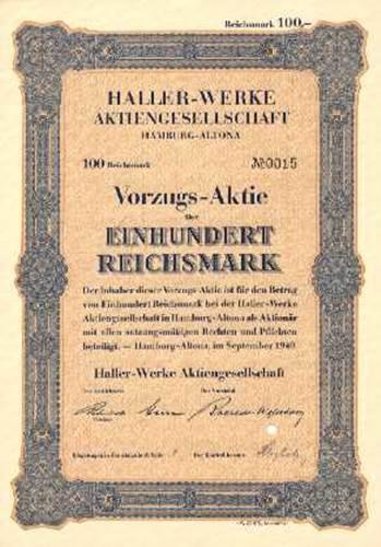 Haller-Werke