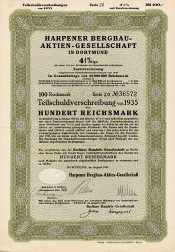 Harpener Bergbau-AG