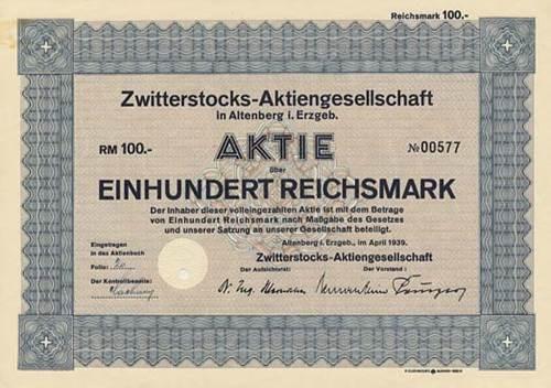 Zwitterstocks-AG