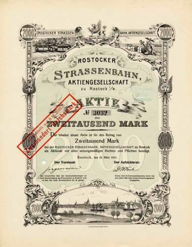 Rostocker Straßenbahn
