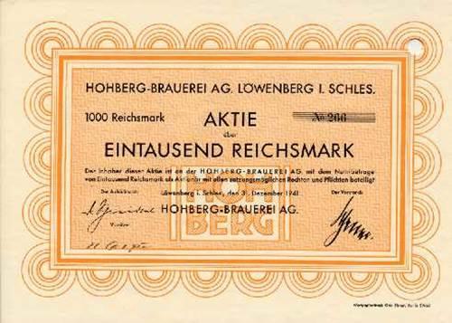 Hohberg-Brauerei