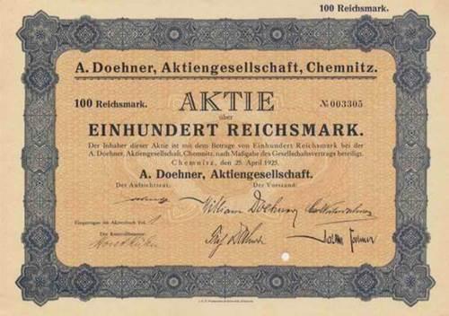 A. Doehner