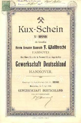 Gewerkschaft Deutschland