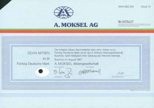 A. Moksel