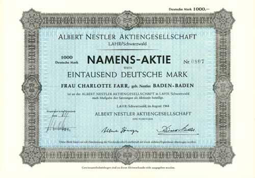 Albert Nestler