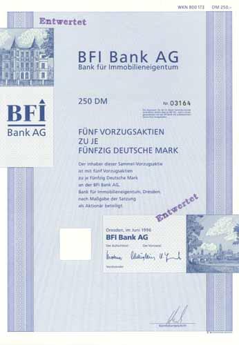 BFI Bank