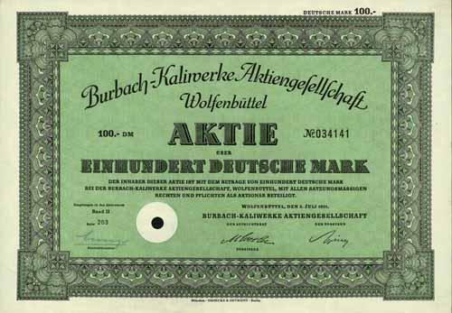 Burbach-Kaliwerke