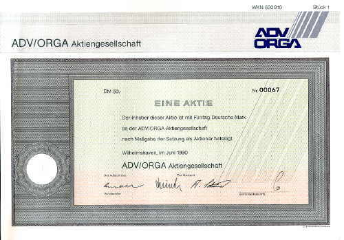 ADV/ORGA