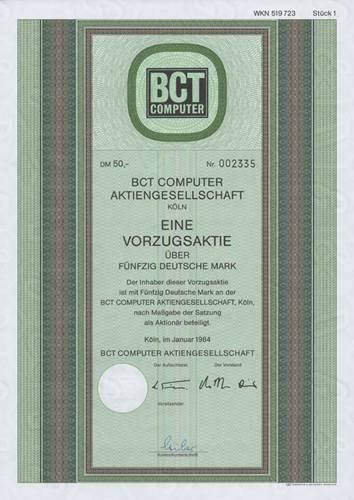 BCT Computer