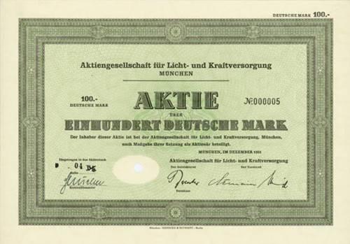 AG für Licht- und Kraftversorgung