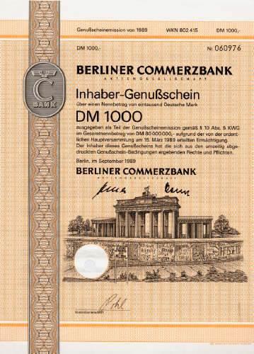 Berliner Commerzbank