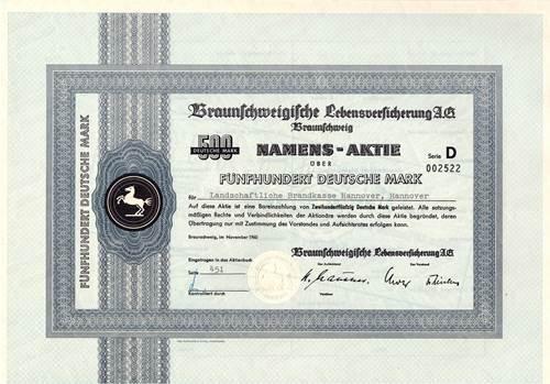 Braunschweigische Lebensversicherung