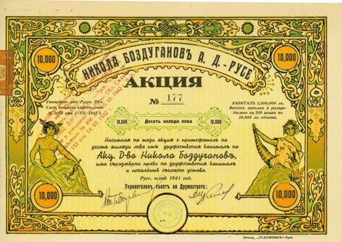 Nikola Bosduganov AG