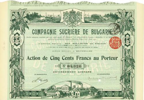 Compagnie Sucrière de Bulgarie