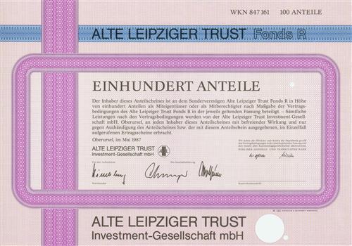 Alte Leipziger Trust Investment-Gesellschaft mbH