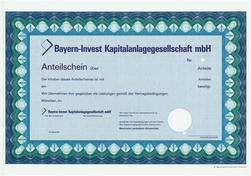 Bayern-Invest Kapitalanlagegesellschaft mbH