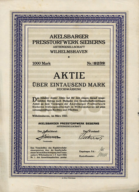 HWPH AG - Historische Wertpapiere - Nonvaleurs - Alte Aktien ...